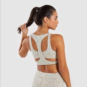 NWT Gymshark texture sports bra- size Small